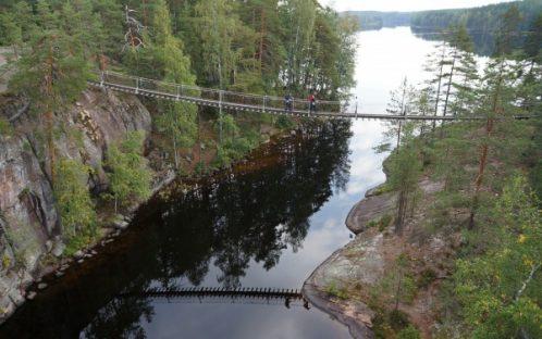 Finnland - Repovesi visitfinland