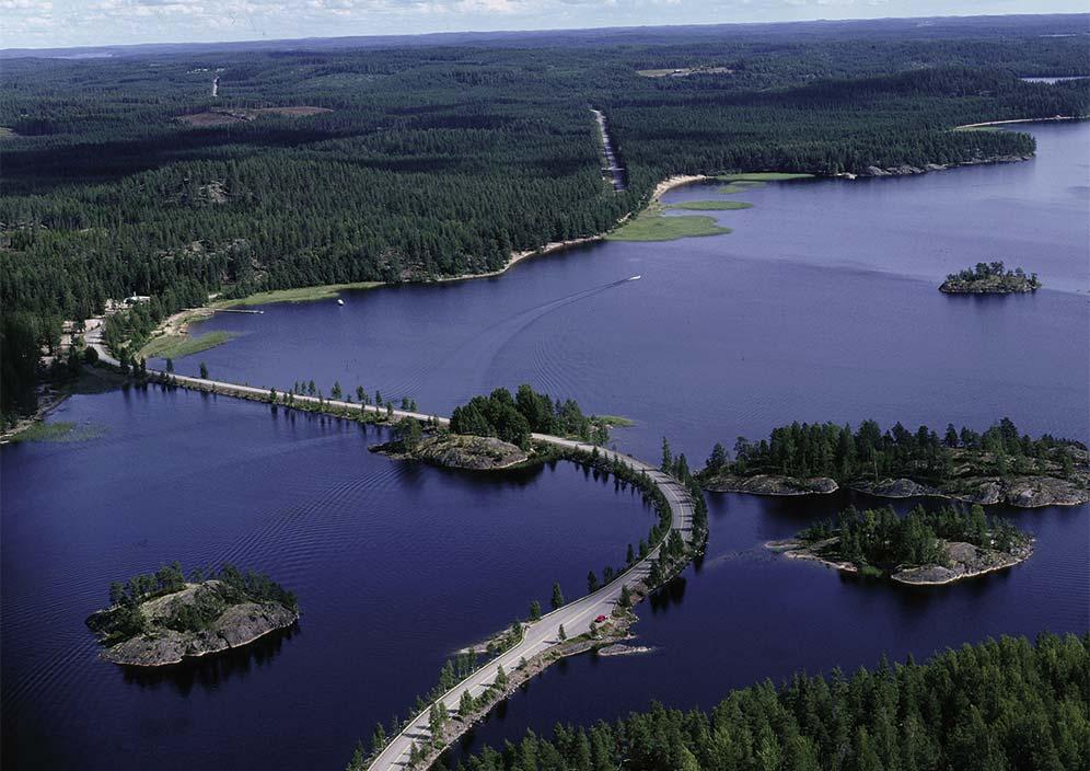 Saimaa, Finnland