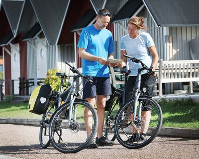 Radfahren in Skåne